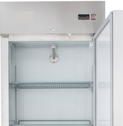 new commercial freezer