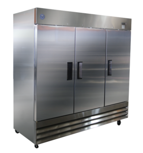 Three Door Reach-In Freezer