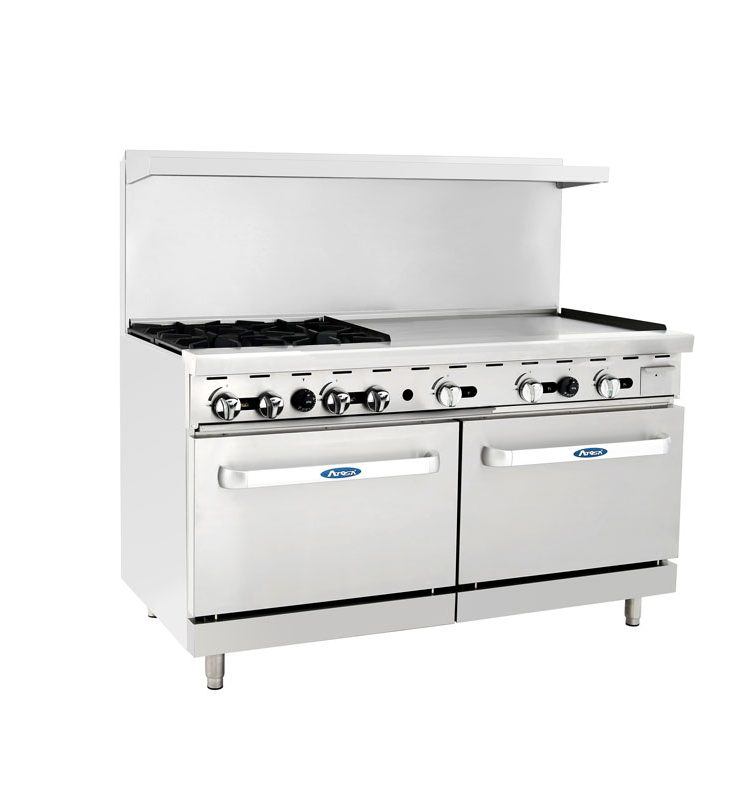 Commercial Range Oven Combos